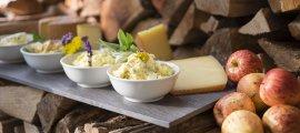 Selbstgemachte Butter ist ein Highlight
