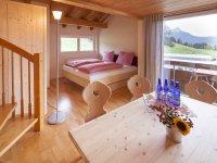 Familien-Suite auf der Alpe Obestdorf