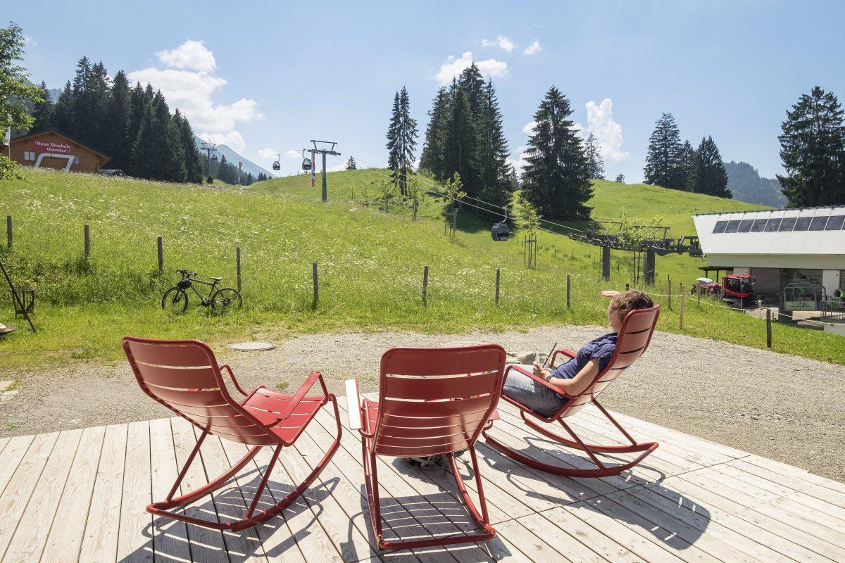 Urlaub direkt am Fuße des Söllerecks