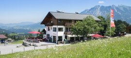 Alpe Oberstdorf im Sommer