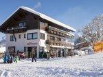 Sonnen-Terrasse der Alpe Oberstdorf