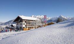 Inmitten der Oberstdorfer Berge