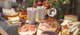 Regionale Produkte zum Älpler-Frühstück