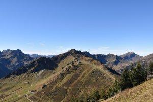 Traumhaftes Gipfelpanorama