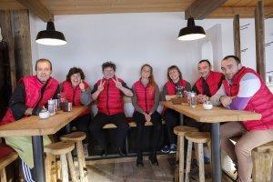 Das ganze Alpen-Team freut sich auf Euch!