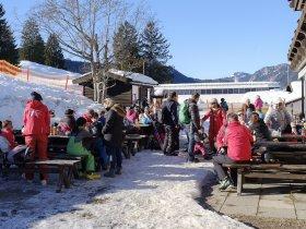 Genussmomente auf der Alpe Oberstdorf