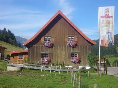 Alpe Schattwald