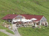 Alpe Schlappold am Fellhorn in Oberstdorf
