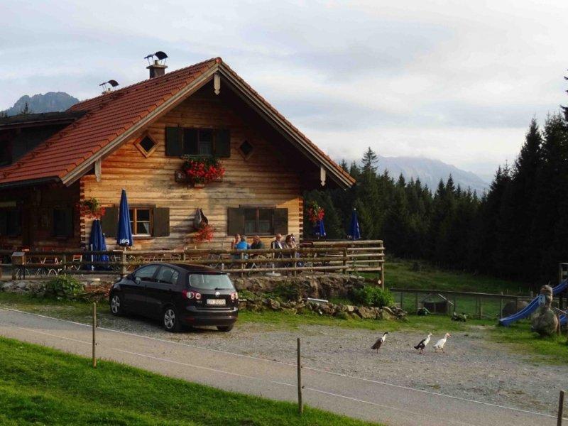Alpe Reuterwanne