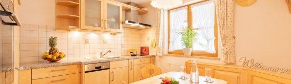 Fewo Alpenblume Küche