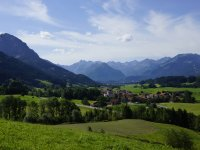 Schoellang-Oberstdorf-Sommer