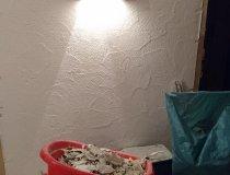Elegante Baustellen-Beleuchtung