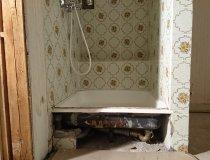Baustellen-Dusche