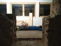 Willkommen im Schlafzimmer der Erdgeschoss-Ferienwohnung