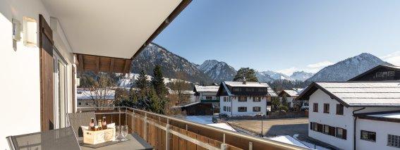 Alpentraum - Balkon