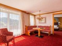 Zimmerbeispiel Doppelzimmer Komfort Wohnzimmer