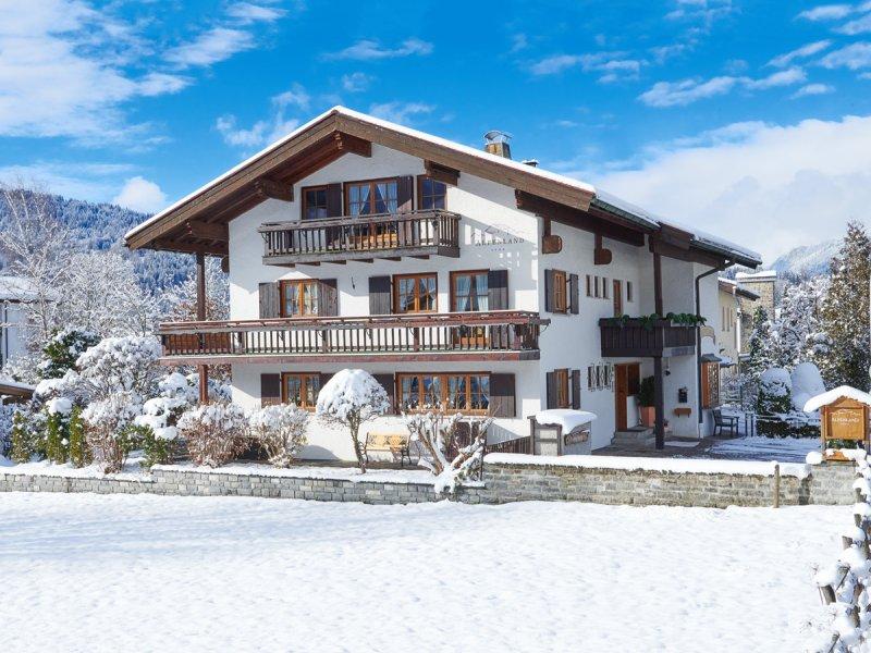 Alpenland Winter -1
