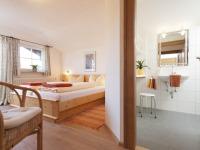 Feldhase Doppelzimmer mit Bad
