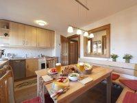 Feldhase Wohnküche