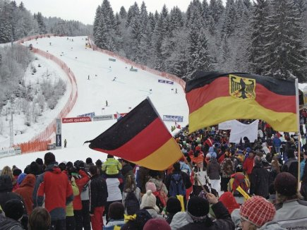 Weltcup in Ofterschwang