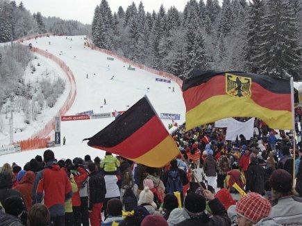 Weltcup in Ofterschwang