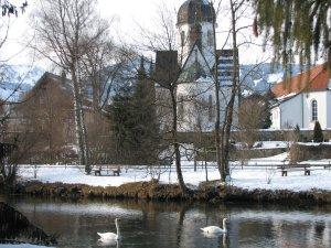 Grundbach in Fischen