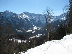 Wanderweg Söllereck - Hochleite