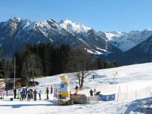 Skispass am Familienberg Söllereck