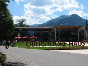 Das Oberstdorf Haus