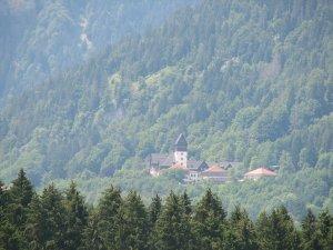 Wasach, Nähe Judenkirche