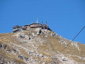 Nebelhorn Gipfelstation auf 2224 m