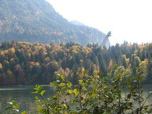 Blick vom Gasthaus Seeblick