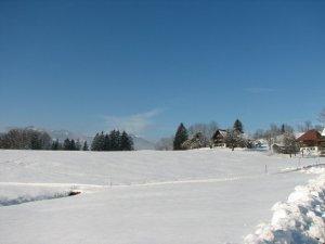 Kühberg oberhalb von Oberstdorf