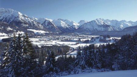 Winerpanorama Oberstdorf
