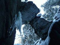 Breitachklamm im Winter
