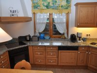 Landhaus Kiesel - Die Küche