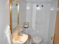 Landhaus Kiesel - Das sep. WC