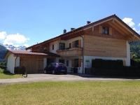 Landhaus Kiesel - Unser Haus im Sommer