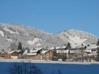 Niederdorf - Winterlandschaft