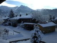 Alpentraum - Winterwunderland (vom Balkon)