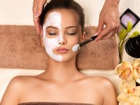 Kosmetik Behandlung
