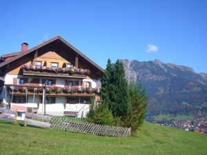 Südseite Alphof