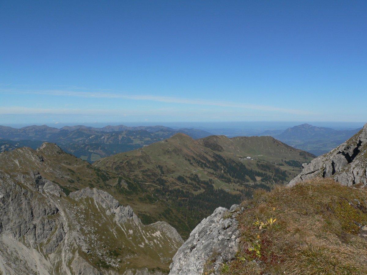 Mindelheimer Klettersteig Unfall : Über krumbacher höhenweg