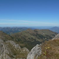 Blick ins Oberallgäu