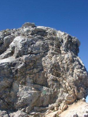 Am nördlichen Schafalpenkopf