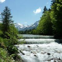 Wasserfall Stillach