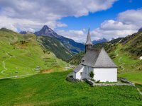 genusswandern Warth Kapelle