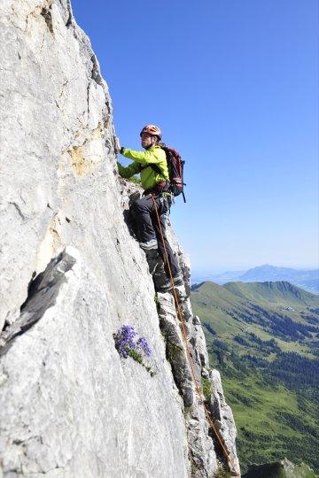 Klettern Abseilen Fotoaktion Hammerspitze (23)