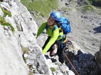 Klettern Abseilen Fotoaktion Hammerspitze (30)