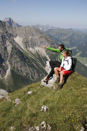 Klettern Abseilen Fotoaktion Hammerspitze (225)